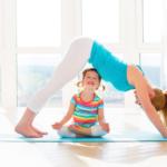Yoga enfants parents